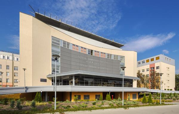 Projekty szpitali wykonane przez architektoniczną Pracownię Projektową FORMAT z Bydgoszczy
