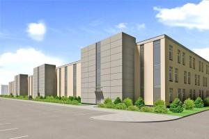 Projekt architektoniczny Uniwersyteckiego Centrum Klinicznego