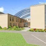 projekt szpitala, modernizacja kliniki, architekt, Jacek Wiśniewski, szpital, Bydgoszcz