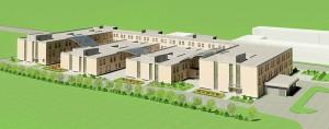 modernizacja szpitala, projektowanie oddziałów intensywnej terapii, projektowanie prywatnych gabinetów lekarskich